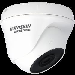 Caméra HIKVISION mini-dôme 4 en 1 (cvi, tvi, ahd et analogique) avec 1 megapíxel et objectif fixe